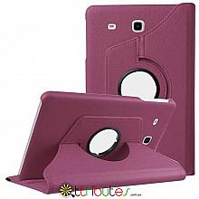 Чехол Samsung Galaxy tab A 7.0 SM-T280 t285 purple 360 градусов