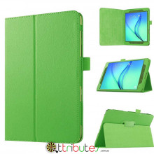 Чехол Samsung galaxy tab a t350, t355 Classic book cover apple green