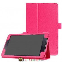 Чохол Samsung Galaxy Tab A 8.0 2017 SM-T385 & T380 Classic book cover rose red