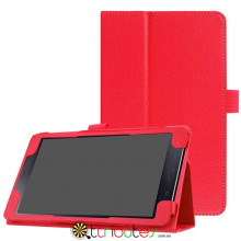 Чохол Samsung Galaxy Tab A 8.0 2017 SM-T385 & T380 Classic book cover red