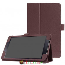 Чохол Samsung Galaxy Tab A 8.0 2017 SM-T385 & T380 Classic book cover brown
