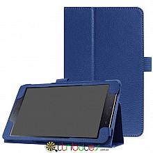 Чохол Samsung Galaxy Tab A 8.0 2017 SM-T385 & T380 Classic book cover dark blue