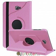 Чохол Samsung Galaxy tab a 10 t585 t580 pink 360 градусов