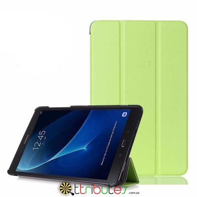 Чехол Samsung Galaxy tab a 10,1 t580 t585 Moko ultraslim apple green
