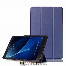Чехол Samsung Galaxy tab a 10,1 t580 t585 Moko ultraslim dark blue