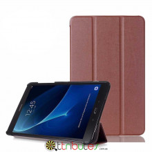 Чехол Samsung Galaxy tab a 10,1 t580 t585 Moko ultraslim brown