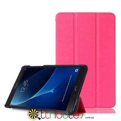 Чехол Samsung Galaxy tab a 10,1 t580 t585 Moko ultraslim rose red