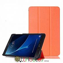 Чехол Samsung Galaxy tab a 10,1 t580 t585 Moko ultraslim orange