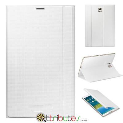 Чехол Samsung galaxy tab S 8.4 t700 t705 Samsung book cover (High Copy) white