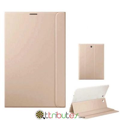 Чехол Samsung galaxy tab S2 8.0 t710 t713 t715 t719 Samsung book cover (High Copy) gold