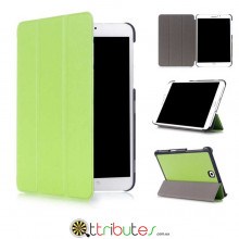 Чехол Samsung galaxy tab S2 8.0 sm-t710 t713 t715 t719 Moko ultraslim apple green