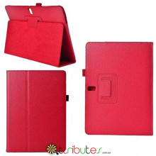 Чохол Samsung Galaxy Tab S 10.5 T800, T805 Classic book cover red