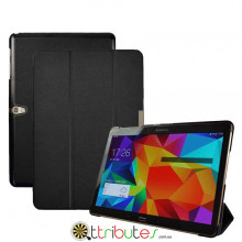 Чохол Samsung Galaxy Tab S 10.5 T800, T805 Moko leather case ultraslim black