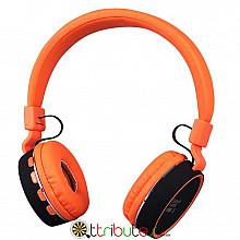 Беспроводные наушники 6788M orange