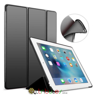 Чехол iPad 2 3 4 Gum ultraslim black