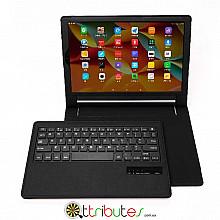 Чехол Lenovo Yoga Tablet 3 Plus 10 YT-X703F Seenda Bluetooth клавиатура black