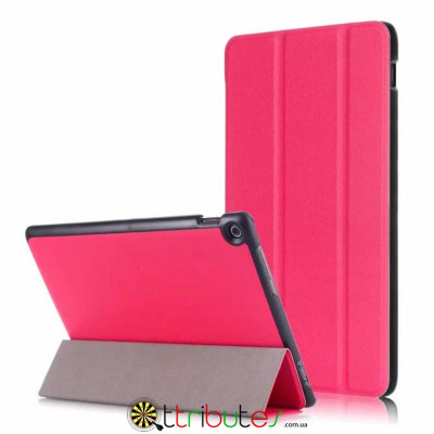 Чехол ASUS ZenPad 10.0 Z300 Z301 Moko ultraslim rose red