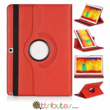 Чохол samsung Note 10.1 2014 P6010 360 градусов red