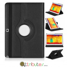 Чехол samsung Note 10.1 2014 P6010 2014 edition black 360 градусов
