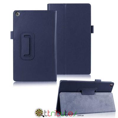 Чехол Asus Zenpad 8.0 Z380 Classic book cover dark blue