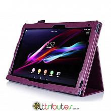Чехол Sony Xperia Tablet Z2 Z1 10,1 Sony book cover classic purple