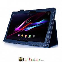 Чехол Sony Xperia Tablet Z2 Z1 10,1 Sony book cover classic dark blue