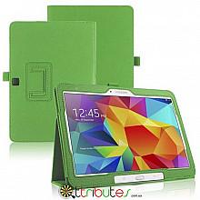 Чохол Samsung Galaxy Tab 4 10.1 T531 T530 T535 Classic book cover apple green