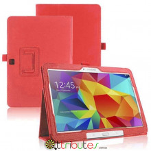 Чехол Samsung Galaxy Tab 4 10.1 T531 T530 T535 Classic book cover red