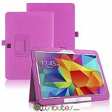 Чехол Samsung Galaxy Tab 4 10.1 T531 T530 T535 Classic book cover purple