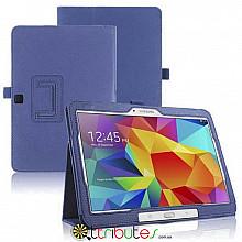 Чохол Samsung Galaxy Tab 4 10.1 T531 T530 T535 Classic book cover dark blue