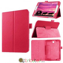 Чехол Samsung Galaxy Tab S2 8.0 T710 t713 t715 t719 Classic book cover rose red