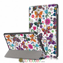 Чохол iPad air 1 9.7 Print book cover butterfly