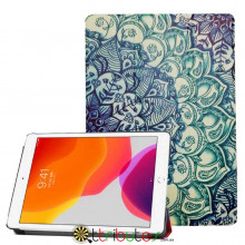 Чохол iPad air 1 9.7 Print book cover blue pattern