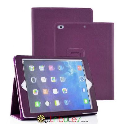 Чехол Apple iPad 2017 2018 9.7 Classic book cover purple