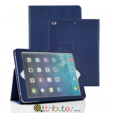 Чехол Apple iPad 2017 2018 9.7 Classic book cover dark blue