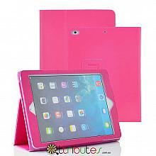 Чехол iPad air 1 9.7 Classic book cover rose red