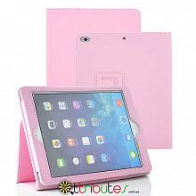 Чохол iPad air 1 9.7 Classic book cover pink