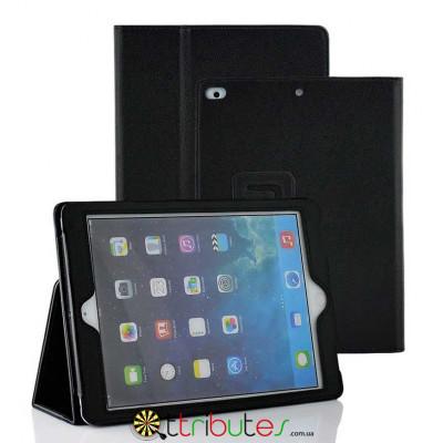 Чехол Apple iPad 2017 2018 9.7 Classic book cover black