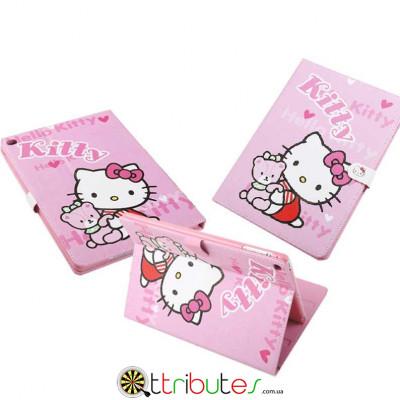 Чохол iPad mini 4 7.9 Print book cover hello kitty teddy pink