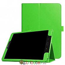 Чохол samsung galaxy tab S3 9.7 t825 t820 Classic book cover apple green