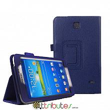 Чохол samsung Galaxy Tab 4 7.0 (SM-T230, T231) Classic book cover dark blue