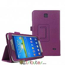 Чохол samsung Galaxy Tab 4 7.0 (SM-T230, T231) Classic book cover purple
