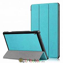 Чехол Lenovo Tab M10 TB-X605L x505 10.1 Moko ultraslim sky blue