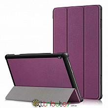 Чехол Lenovo Tab M10 TB-X605L 10.1 Moko ultraslim purple