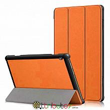 Чохол Lenovo Tab M10 TB-X605L X505 10.1 Moko ultraslim orange
