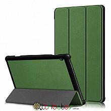 Чохол Lenovo Tab M10 TB-X605L X505 10.1 Moko ultraslim bottle green
