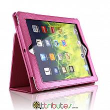 Чехол iPad mini 1 2 3 7.9 Classic book cover rose red