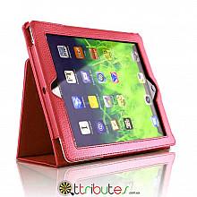 Чехол iPad mini 1 2 3 7.9 Classic book cover red