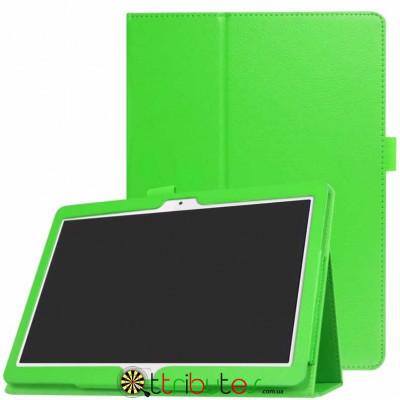 Чехол HUAWEI Mediapad M3 Lite 10.1 Classic book cover apple green