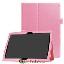 Чохол HUAWEI MediaPad T3 10 9.6 AGS-L09 AGS-W09 Classic book cover pink